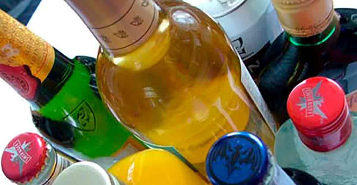 Beber alcohol los fines de semana afecta al ADN