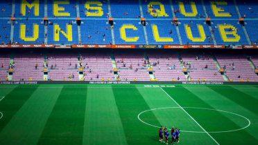 De lo que más hablamos en Facebook es del Real Madrid y de Messi
