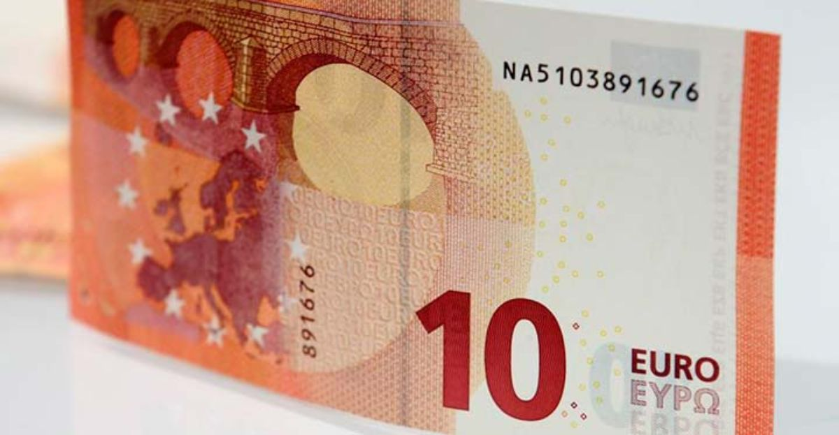 Así será el nuevo billete de 10 euros