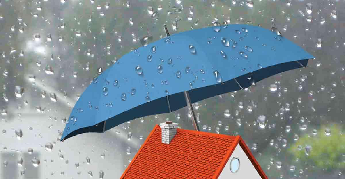 Cómo proteger tu casa ante ciclogénesis con fuertes lluvias y vientos