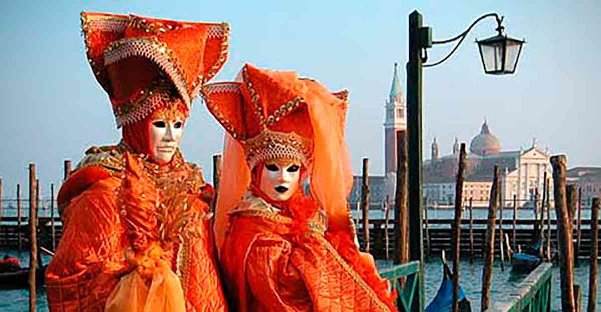 Patras, Niza, Las Palmas, Venecia, Cádiz... los mejores carnavales de Europa