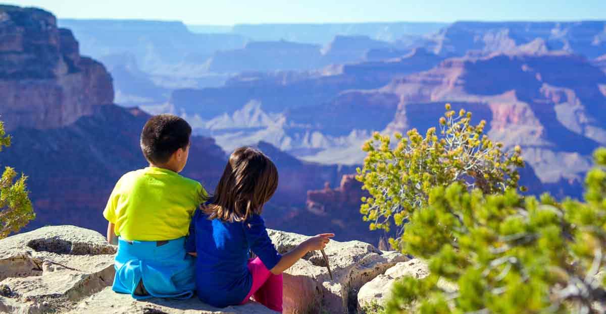 Destinos para viajar con niños este verano