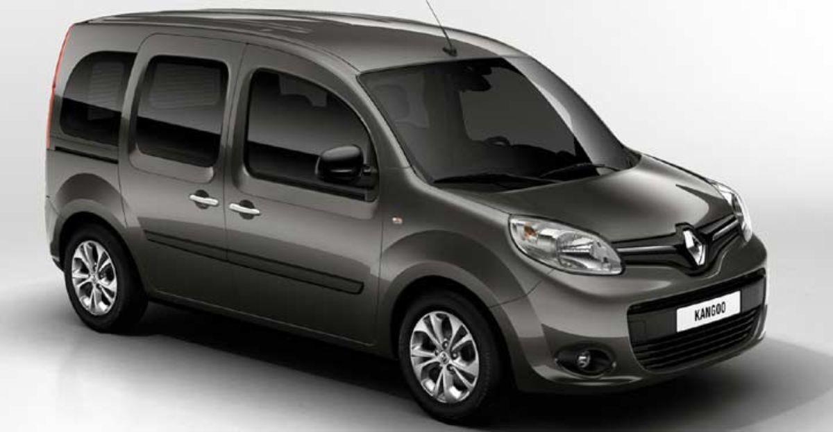 La nueva furgoneta Renault Kangoo Combi.