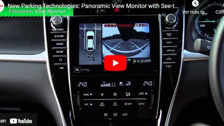 Video explicativo del nuevo Toyota Yaris