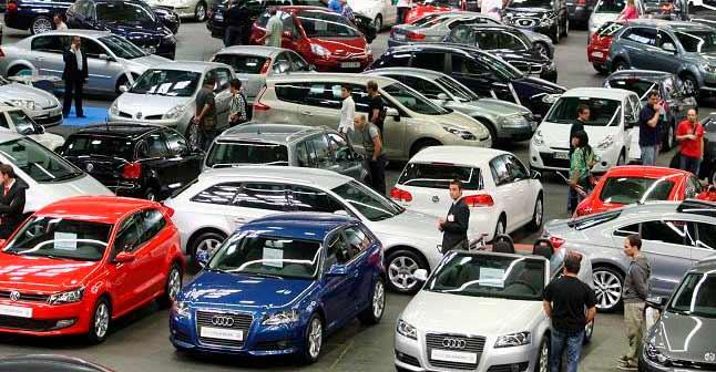 Lasventasde coches de segunda manocon más de 10 años, los más vendidos-1