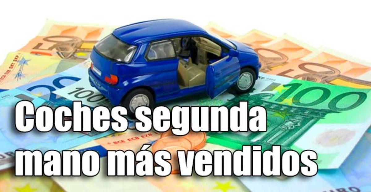 Lasventasde coches de segunda manocon más de 10 años, los más vendidos