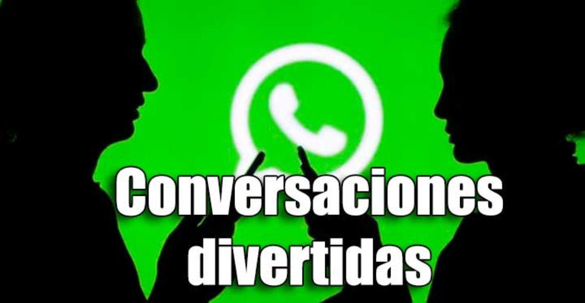20 conversaciones divertidas por WhatsApp