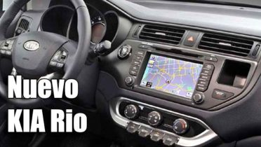 El nuevo KIA Rio destaca por sus prestaciones entre los utilitarios