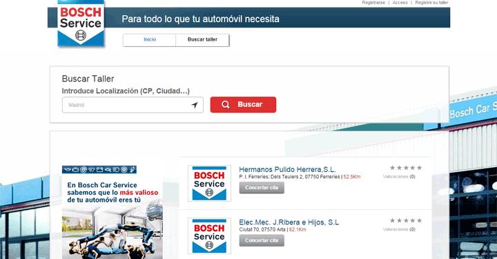 Consigue un test de diagnosis electrónica gratuito con Bosch Car Service-1