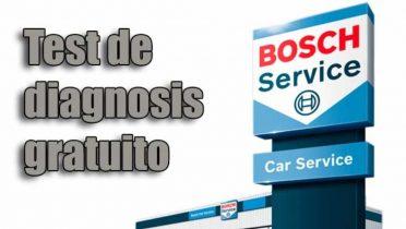 Consigue un test de diagnosis electrónica gratuito con Bosch Car Service