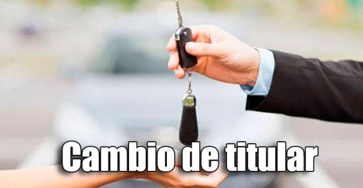 9 cosas para saber cómo hacer el cambio de titular de un coche en una compra venta.