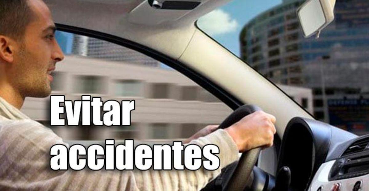 Cómo evitar accidentes de tráfico durante las vacaciones