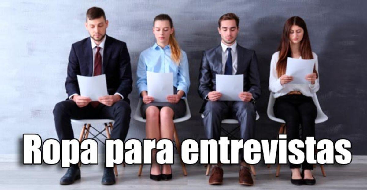 La mejor manera de vestirse para una entrevista de trabajo