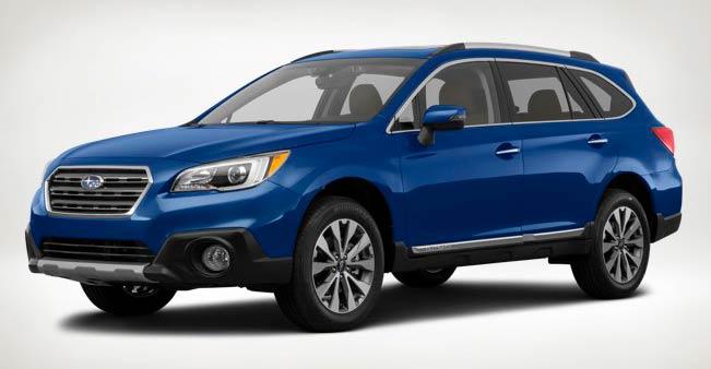 El nuevo Subaru Outback de quinta generación, mucho más deportivo-1