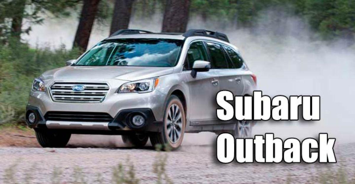El nuevo Subaru Outback de quinta generación, mucho más deportivo