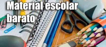 Trucos para comprar material escolar barato