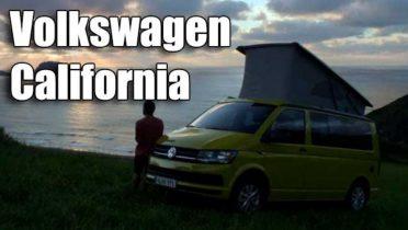 La nueva Volkswagen California, como la original