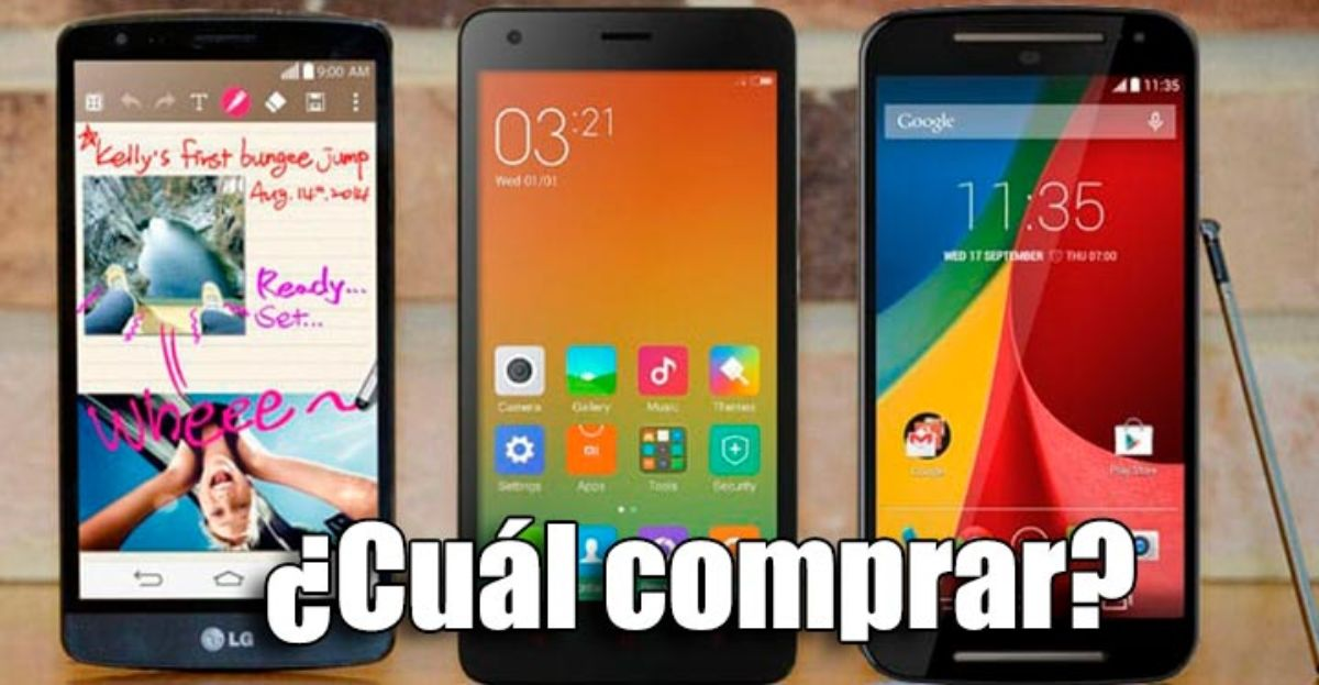 Qué telefono comprar y cómo no elegir el smartphone de moda para que sea más barato
