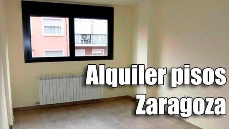 Alquiler pisos en Zaragoza por 80 euros al mes