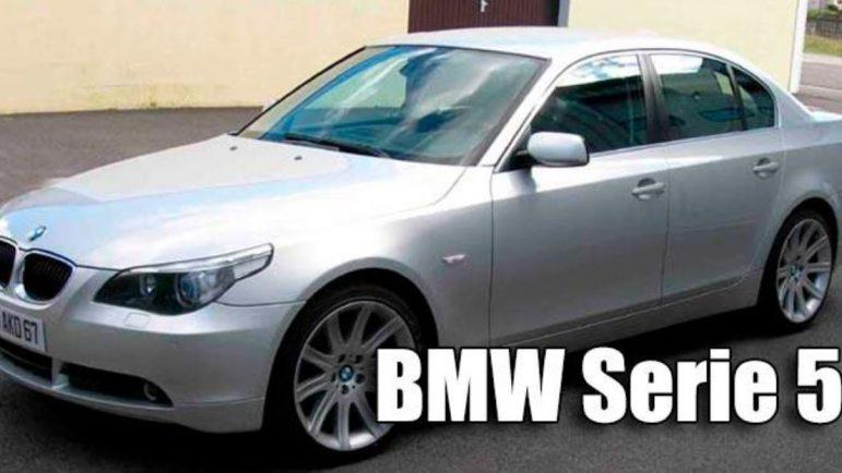 Cómo comprar un BMW Serie 5 de segunda mano casi como nuevo