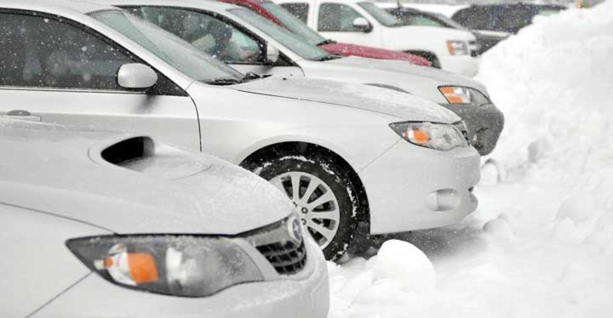 Ante las nevadas, revisa las piezas de coche antes de la llegada del invierno-1