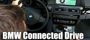 Qué es BMW Connected Drive y cómo te puede ayudar