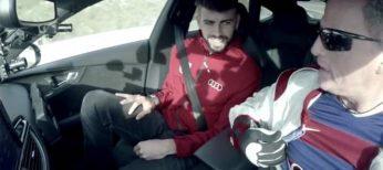 La conducción autónoma de Audi, una realidad a más de 200 km/h.