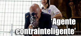 El 'Agente contrainteligente' de Sacha Baron Cohen parodia en forma de comedia las películas de espías