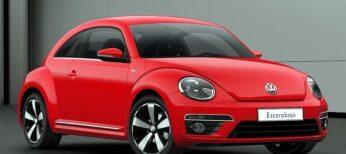 El nuevo Beetle es mucho más deportivo y dirigido al público masculino.