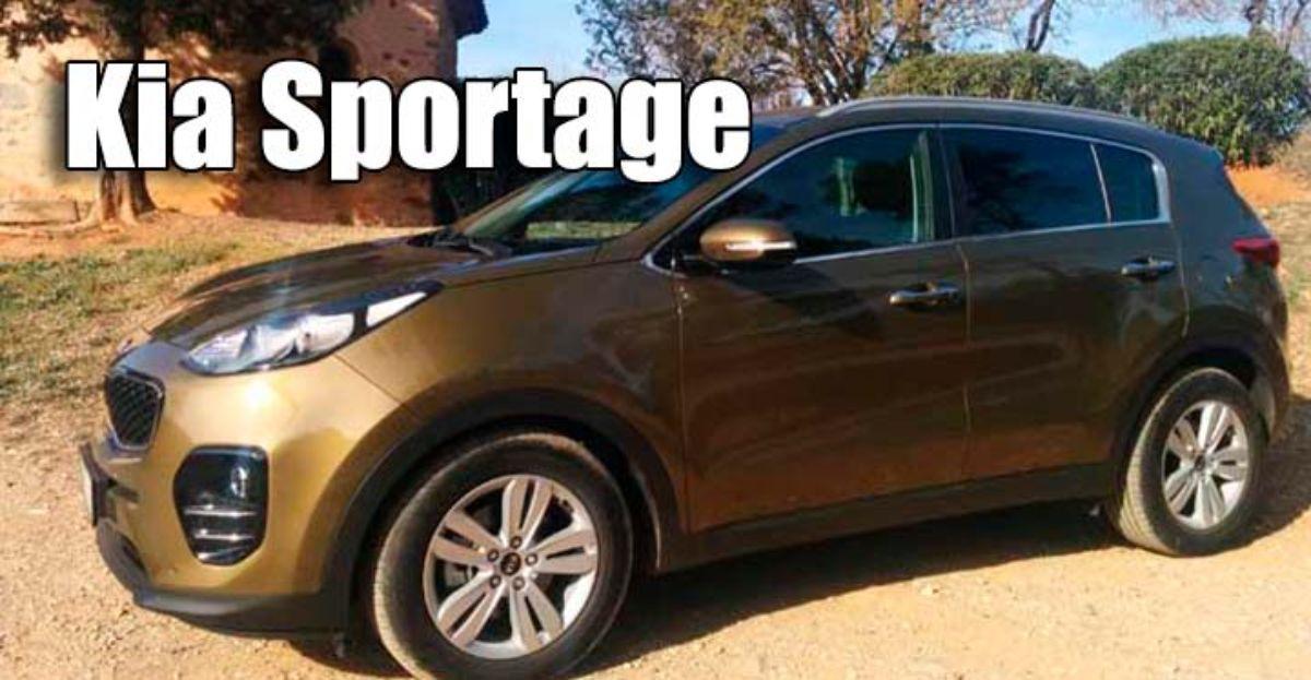 El nuevo Kia Sportage, apuesta segura en cuanto a relación calidad precio