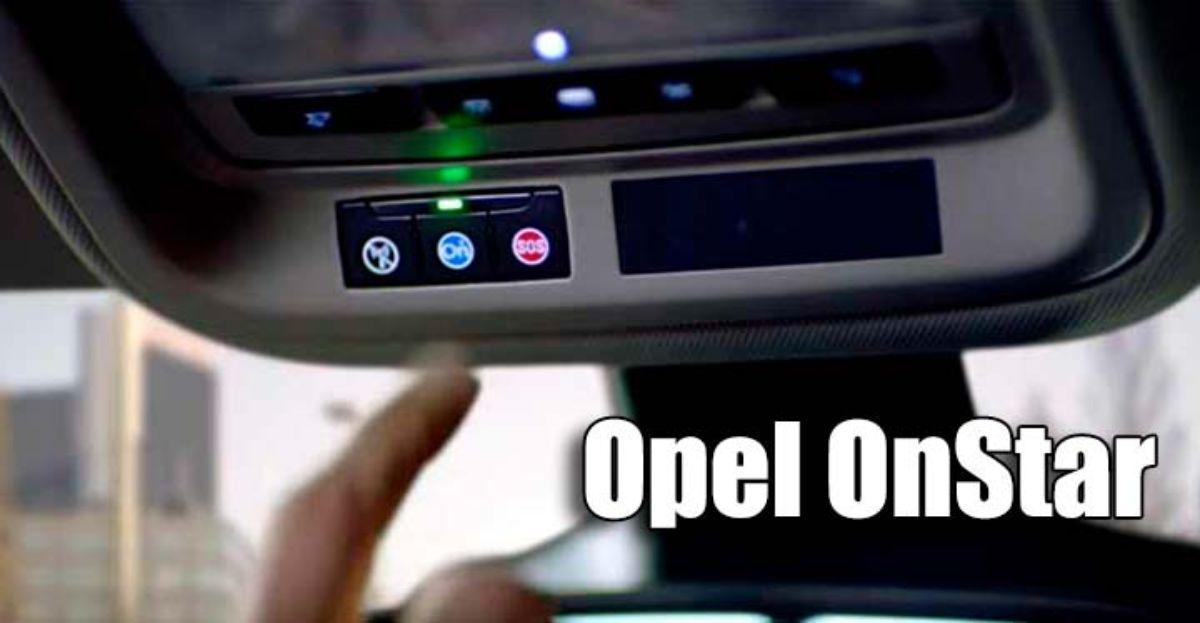 Qué es Opel OnStar y cómo sacar provecho de un coche conectado a Internet