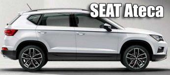 SEAT Ateca, el primer SUV con el que ataca la marca
