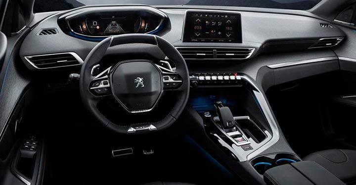 El nuevo Peugeot 3008 GT, el SUV deportivo de alta gama-1