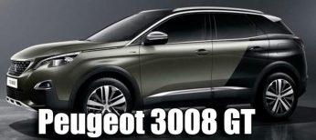 El nuevo Peugeot 3008 GT, el SUV deportivo de alta gama