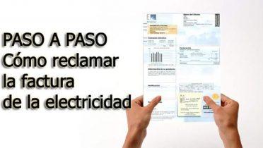Cómo reclamar errores en la factura de electricidad