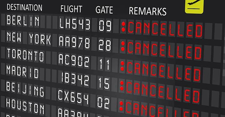 Cómo reclamar un retraso de vuelo o un cambio de clase-1