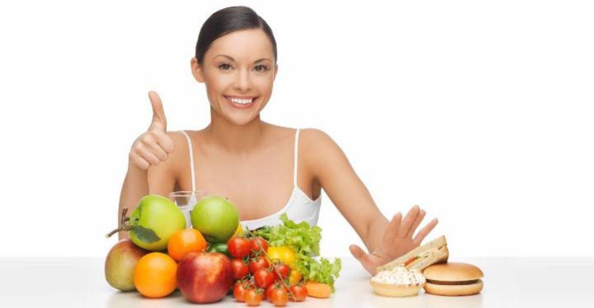 Dietas para adelgazar de forma sana
