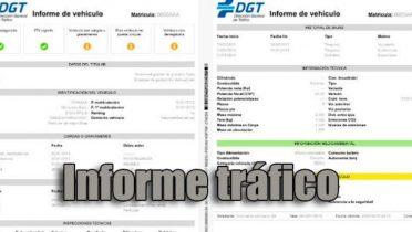 Cómo pedir el informe de Tráfico de un coche por 8,40 euros