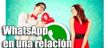 El poder que tiene el WhatsApp en una relación de pareja
