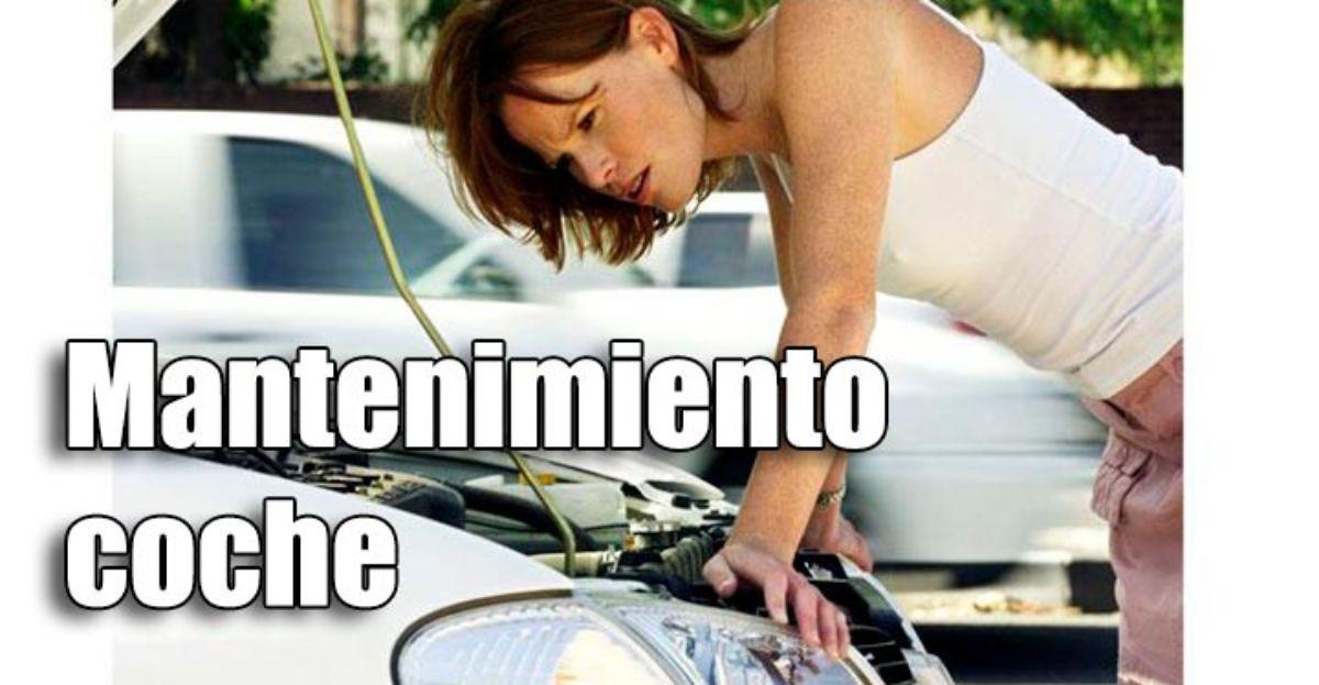 Mantenimiento del coche: consejos para hacerlo de forma óptima