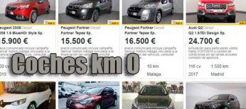 Cada vez se venderán más coches seminuevos y de km 0