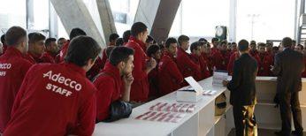 Buscan 500 jóvenes para trabajar en el Mutua Madrid Open 2018