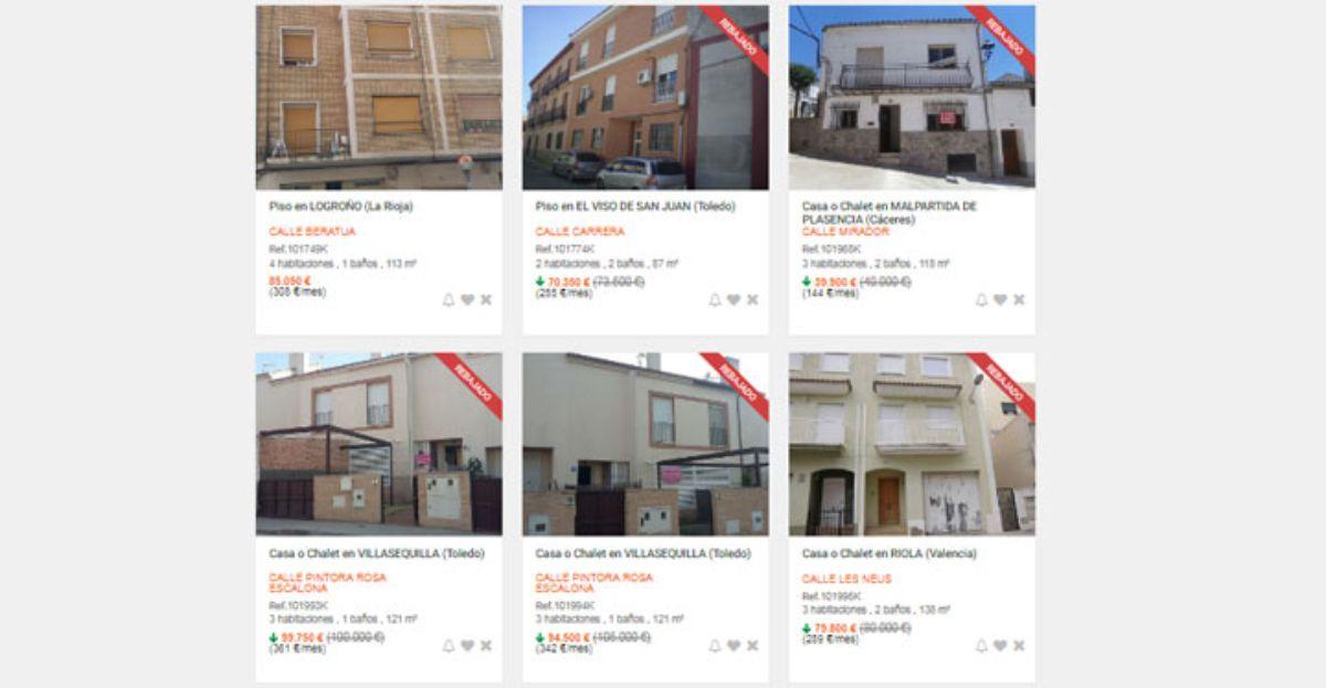 Mil pisos de 300 euros de hipoteca para pedir las ayudas compra vivienda de 10.800 €