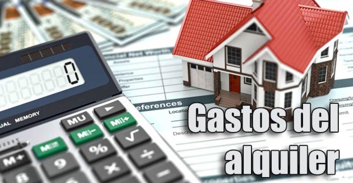 Gastos del alquiler de una casa (y de compra) que también debes pagar