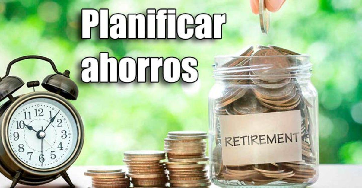 Cómo planificar tus ahorros, del 'colchón' al dinero para imprevistos