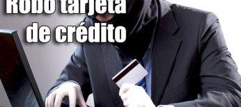 Qué hacer si te roban la tarjeta de crédito