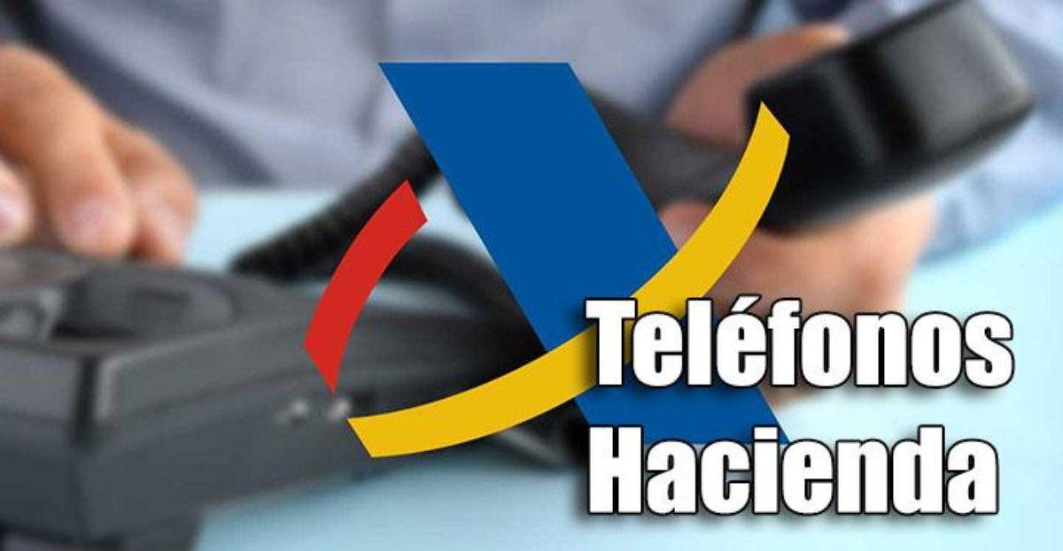 Teléfono de información de Hacienda para ciudadanos