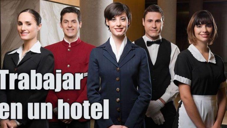 ¿Quieres trabajar en un hotel? Certificados de profesionalidad