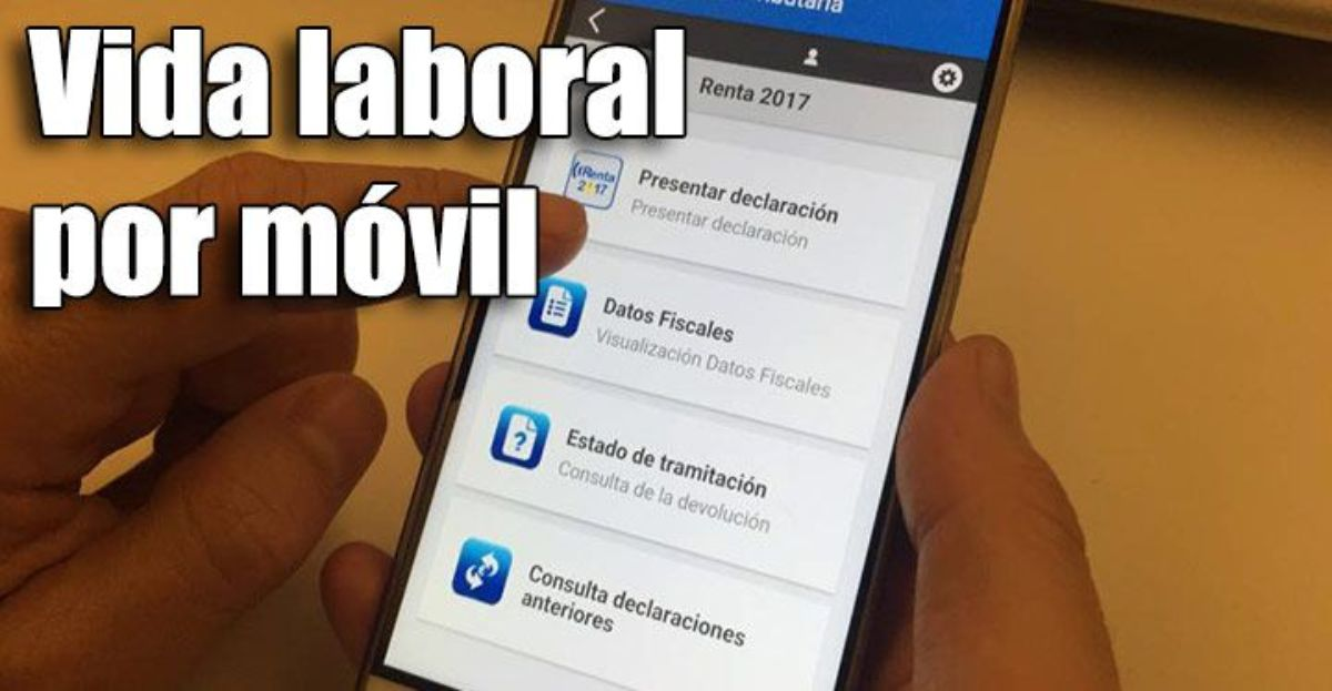 Como Solicitar La Vida Laboral Por Movil