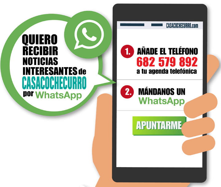 WhatsApp Casacochecurro